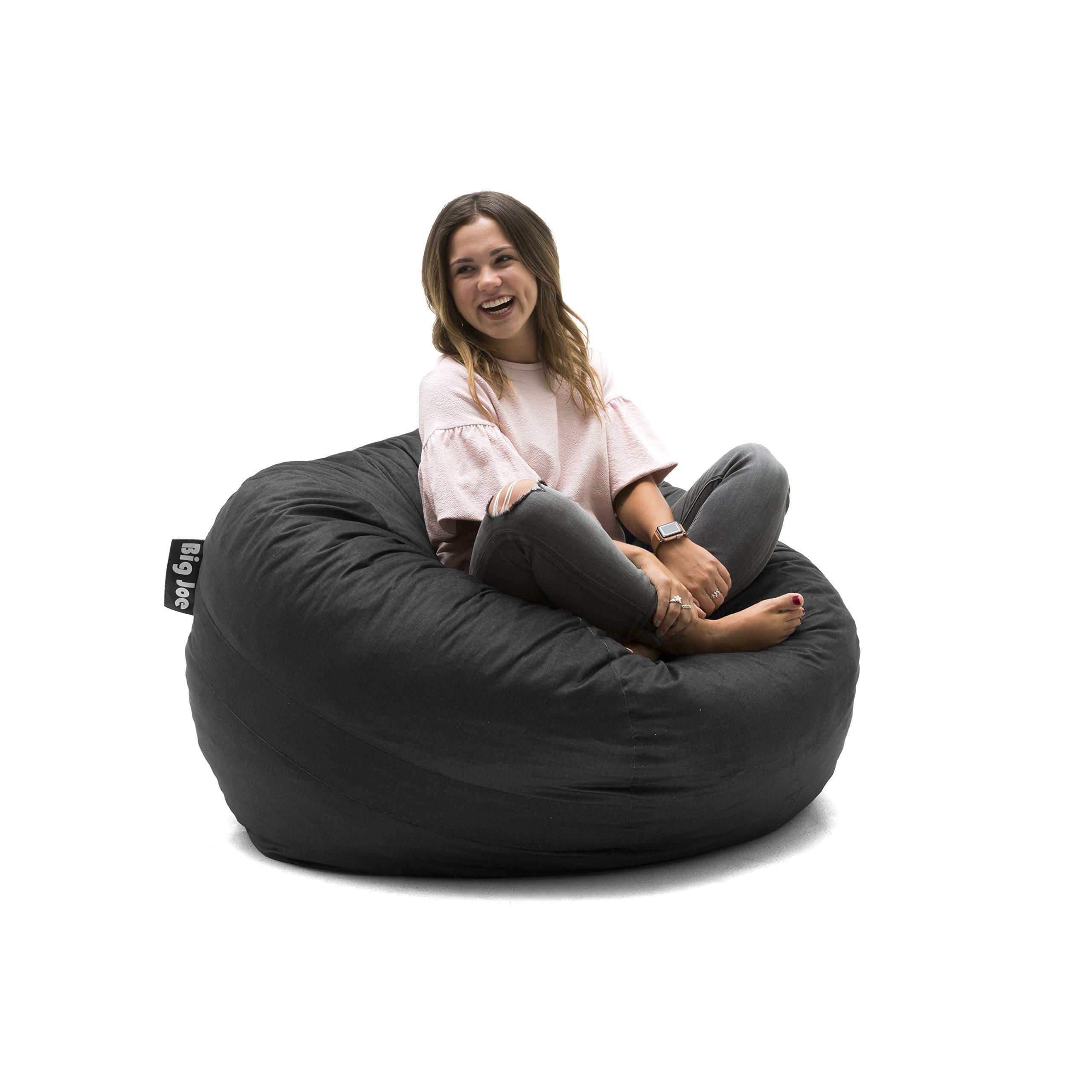 Big Joe Fuf Foam Filled Bean Bag Chair Catalog Furniture