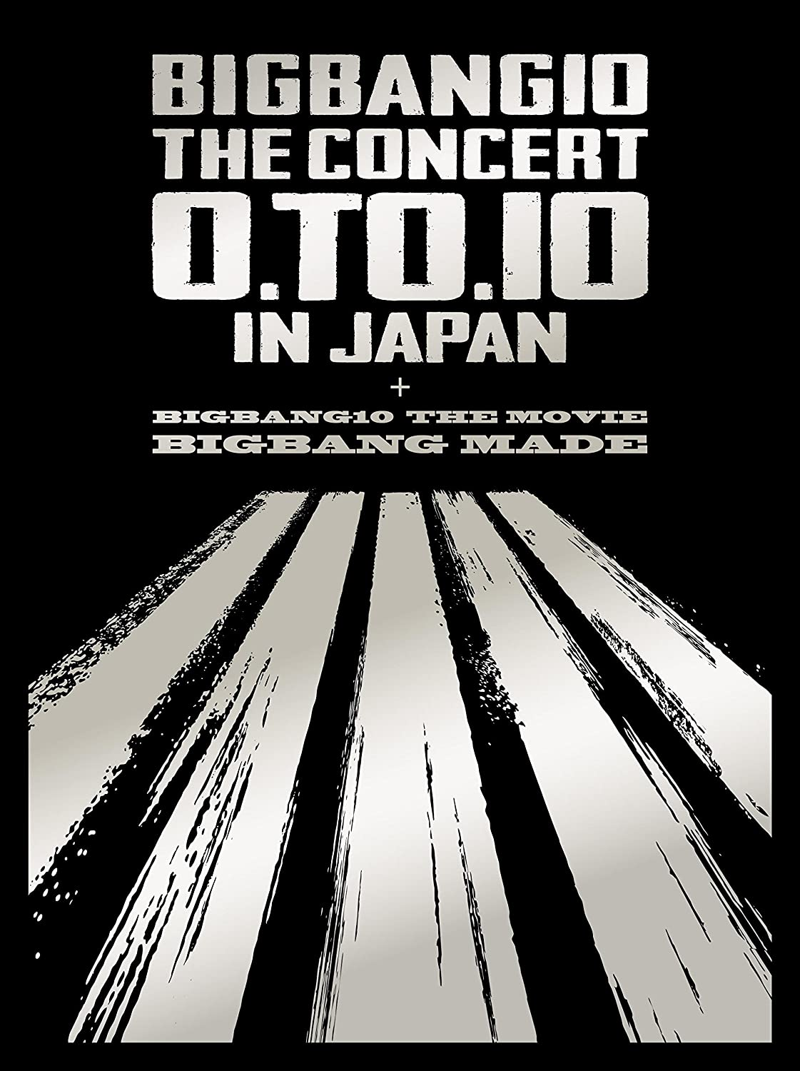 BIGBANG10 THE CONCERT : 0.TO.10 IN JAPAN + BIGBANG10 THE MOVIE BIGBANG MADE(Blu-ray(3枚組)+LIVE CD(2枚組)+PHOTO BOOK+スマプラムービー&ミュージック])(-DELUXE EDITION-) B01J5F2HRO