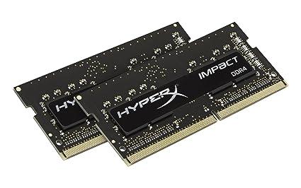 HyperX Impact - Memoria RAM de 8 GB DDR4 (2133 MHz, CL13 ...