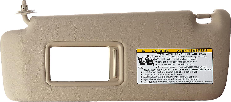 TOYOTA Genuine 74320-48180-B1 Visor Assembly