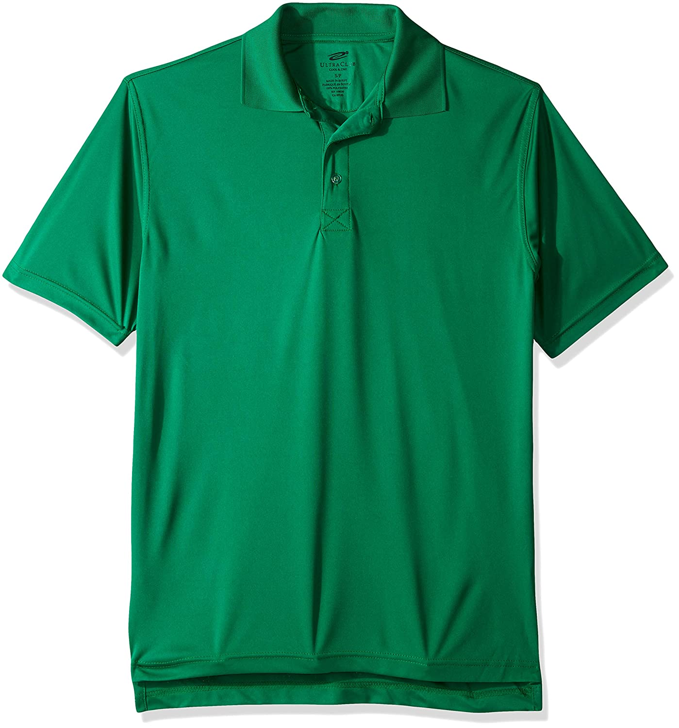 Clementine Mens Ultc-8425-cool /& Dry Sport Performance Interlock Polo