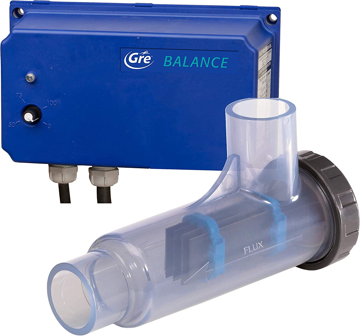 GRE eesb55 – Chlorinator for Ground Pools and Ploughed Up to 55 M³ – Production of Chlorine 13 – 15 G/H
