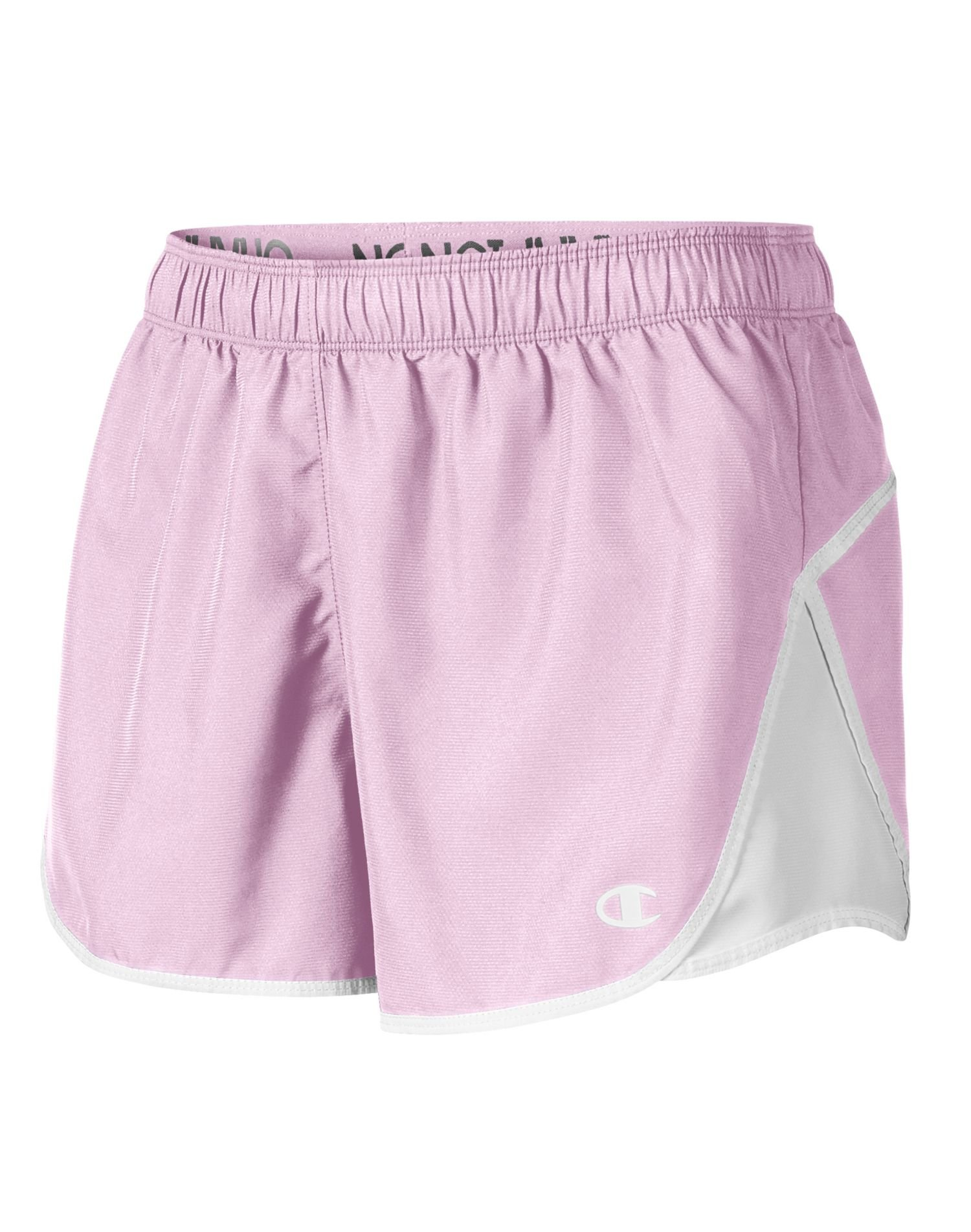 Champion Women`s Woven Sport Short, 8151, M, Wow Pink