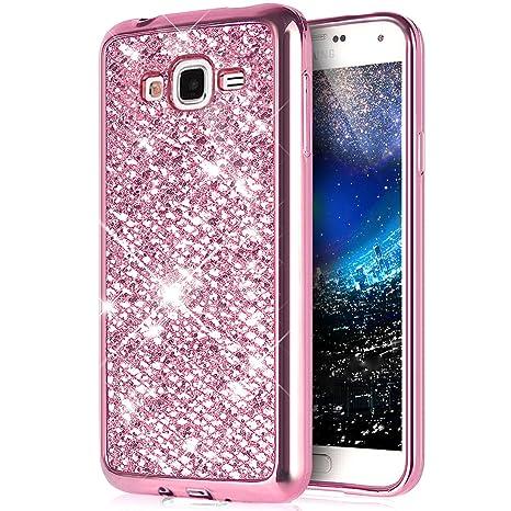 Carcasa brillante para móvil Galaxy Grand Neo Plus, Galaxy Grand Neo, Galaxy Grand Plus / Grand Neo / Grand Lite, ikasus® funda protectora brillante ...