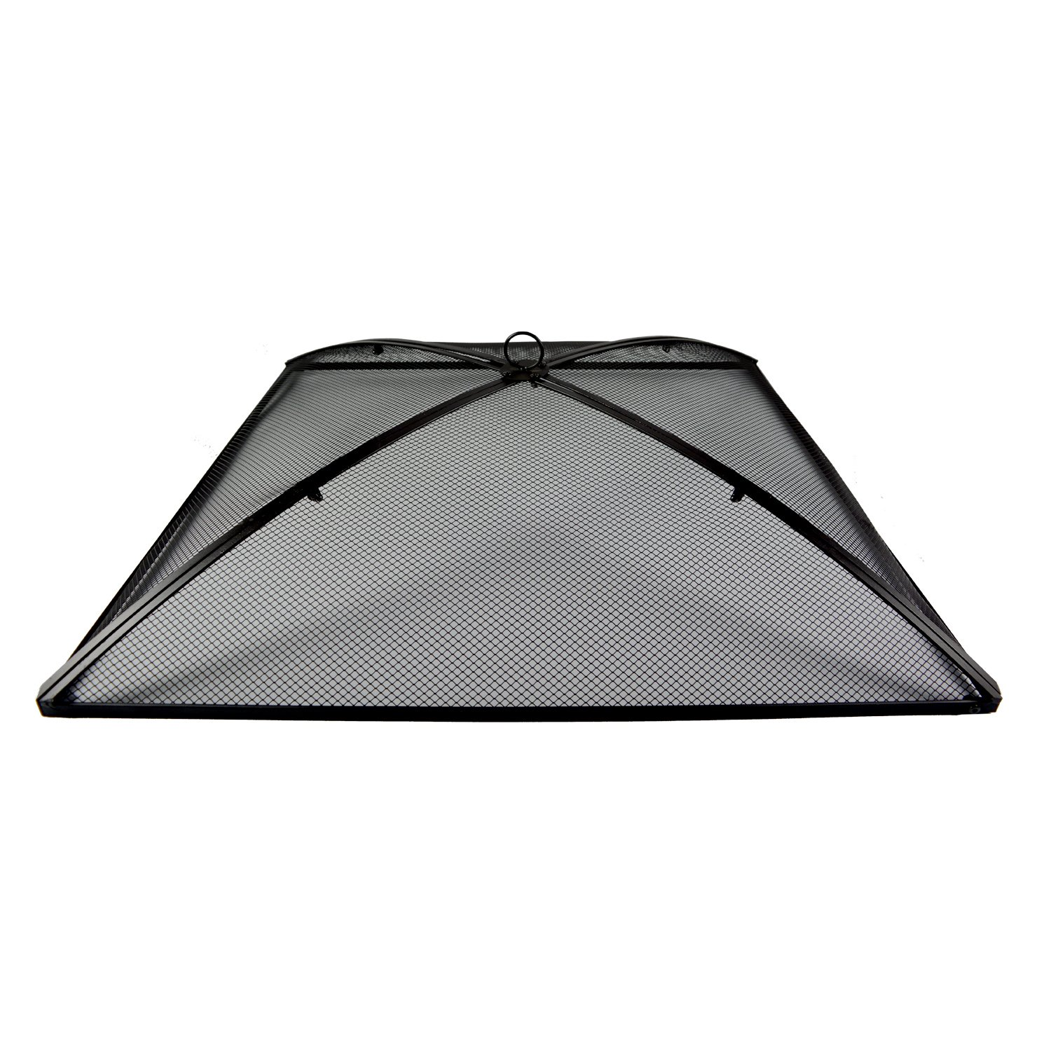 36-Inch Square Fire Pit Spark Screen