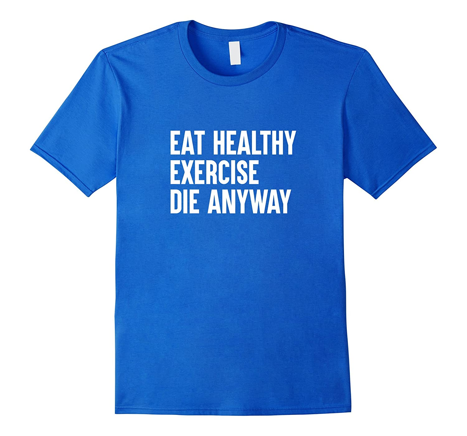 Healthy Exercise Cynical True T Shirt-Tovacu