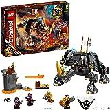 LEGO® NINJAGO® Zane's Mino-figuur 71719 avontuurlijk bordspel, bouwset voor kinderen en een ninjaspeelset (616 onderdelen)