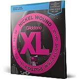 D'Addario EXL170-5 5-String Nickel Wound Bass Guitar Strings
