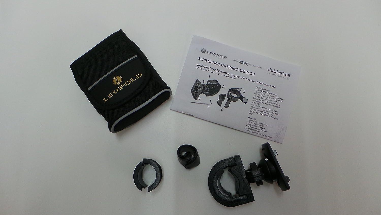 Golf Laser Entfernungsmesser Leupold : Leupold caddie case system tasche mit trolleyhalterung für