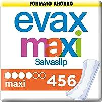 Evax Salvaslip Maxi Protegeslips 456 Unidades