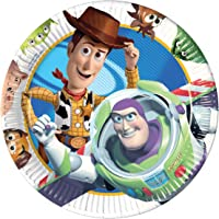 Amscan Toy Story 3 23 cm Plate (4316)
