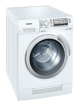 Siemens IQ700 WD14H540 Waschtrockner A 1400 UpM Waschen 7 Kg Trocknen 4 Weiss Outdoor Impragieren Wolle Handwasch Program Amazonde