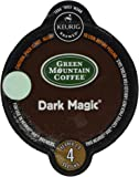 32 Count - Green Mountain Dark Magic Vue Cup Coffee For Keurig Vue Brewers