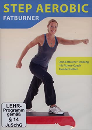 Step Aerobic Fatburner [DVD]: Amazon.co.uk: DVD & Blu ray
