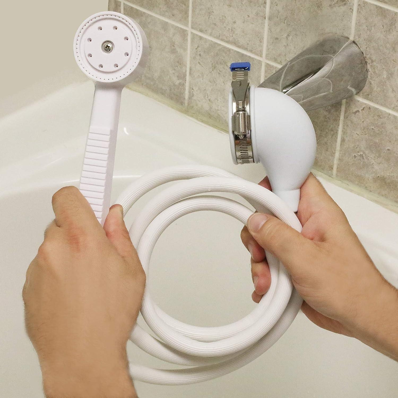 Danco 10086 VersaSpray, 1 Pack, Garden Tub Sprayer   Over Faucet