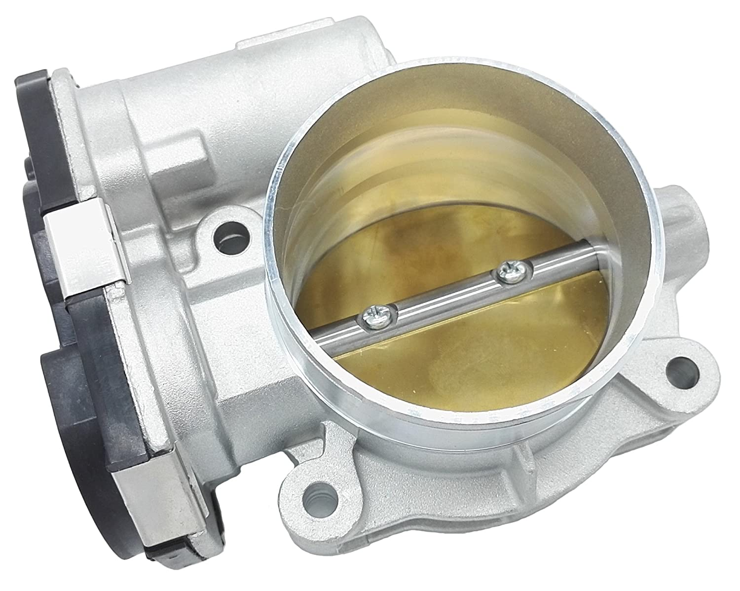OKAY MOTOR Throttle Body for 2007-2011 GM Camaro CTS STS SRX Equinox 2.8L 3.0L 3.6L Okay Motor Prodcuts Inc. 12616994
