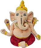 Plush Ganesh - Soft Teddy of Hindu God Ganesh