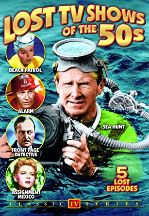 Amazon com: Lost TV Shows of the 50s: Edmund Lowe, Paula