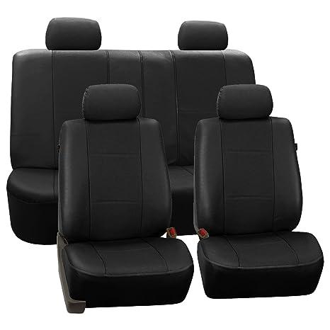 Amazon.com: Fundas de asiento FH-PU007114 para coche, de ...