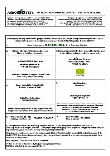 Moya Matcha To Go! Té Verde Orgánico En Polvo | 24 x 1,5 g Paquetes de Uji, Japón | Perfecto para Beber con Agua, Lattes, Batidos y Limonadas: Amazon.es: ...