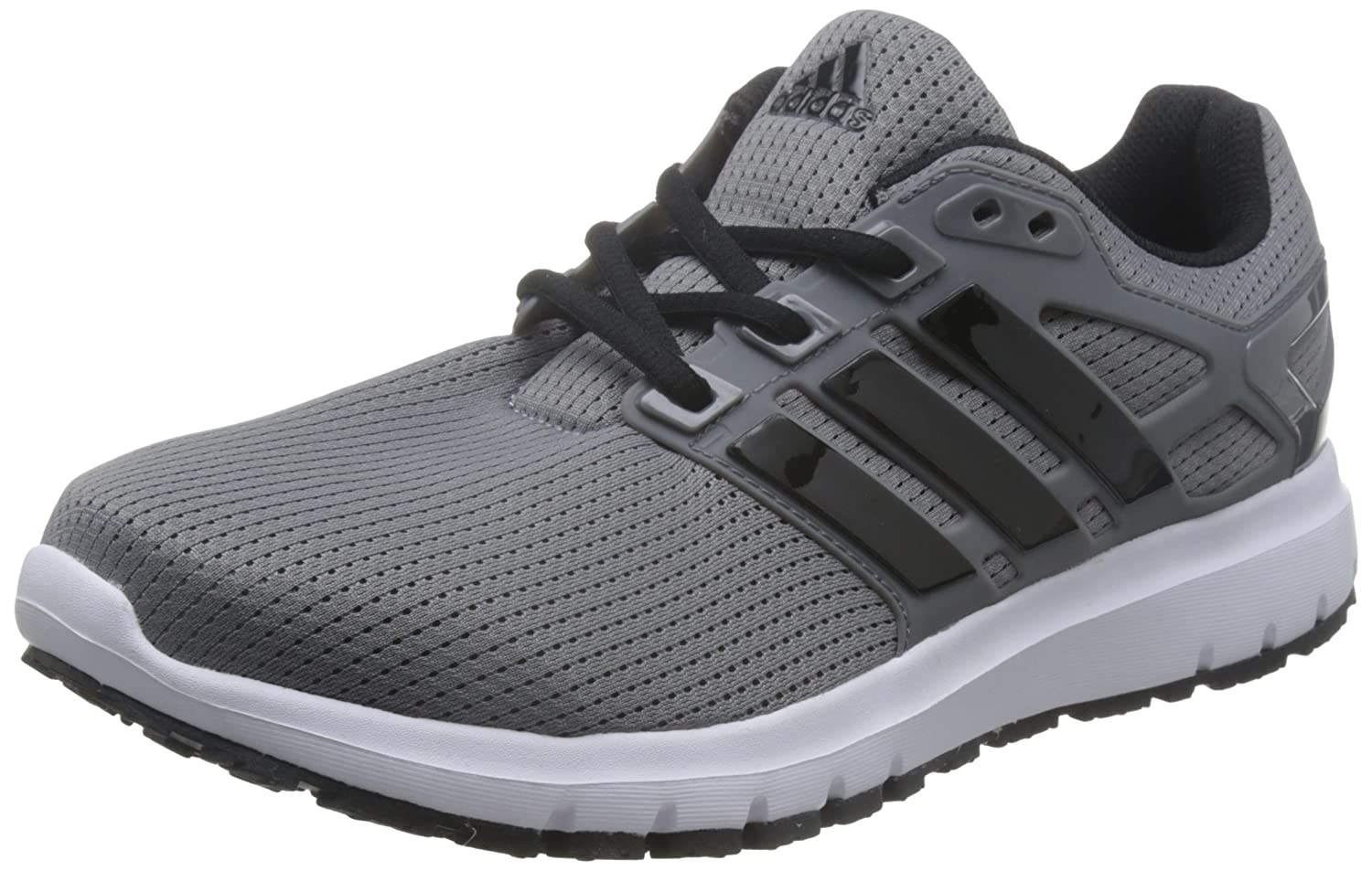 Adidas Energy Cloud WTC M, Zapatillas de Running para Hombre 42 EU|Gris (Grey Three/Core Black/Grey Four)