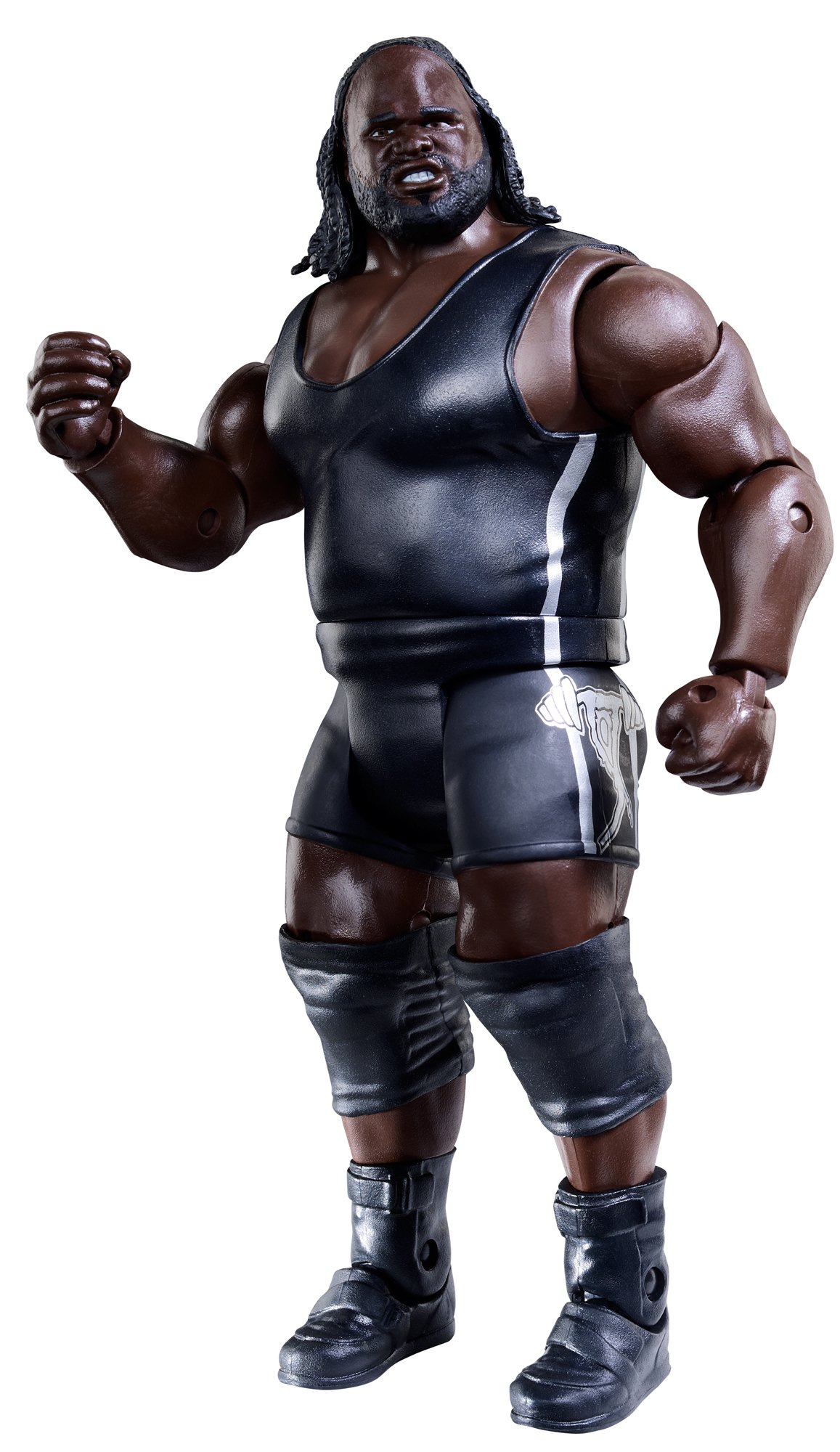 WWE Mark Henry Figure Series 17 by Mattel