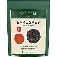 VAHDAM, Earl Grey Tea Leaves (200+ Cups) CITRUSY & DELICIOUS - Brew Iced Tea or Hot Tea, Black Tea blended with 100…