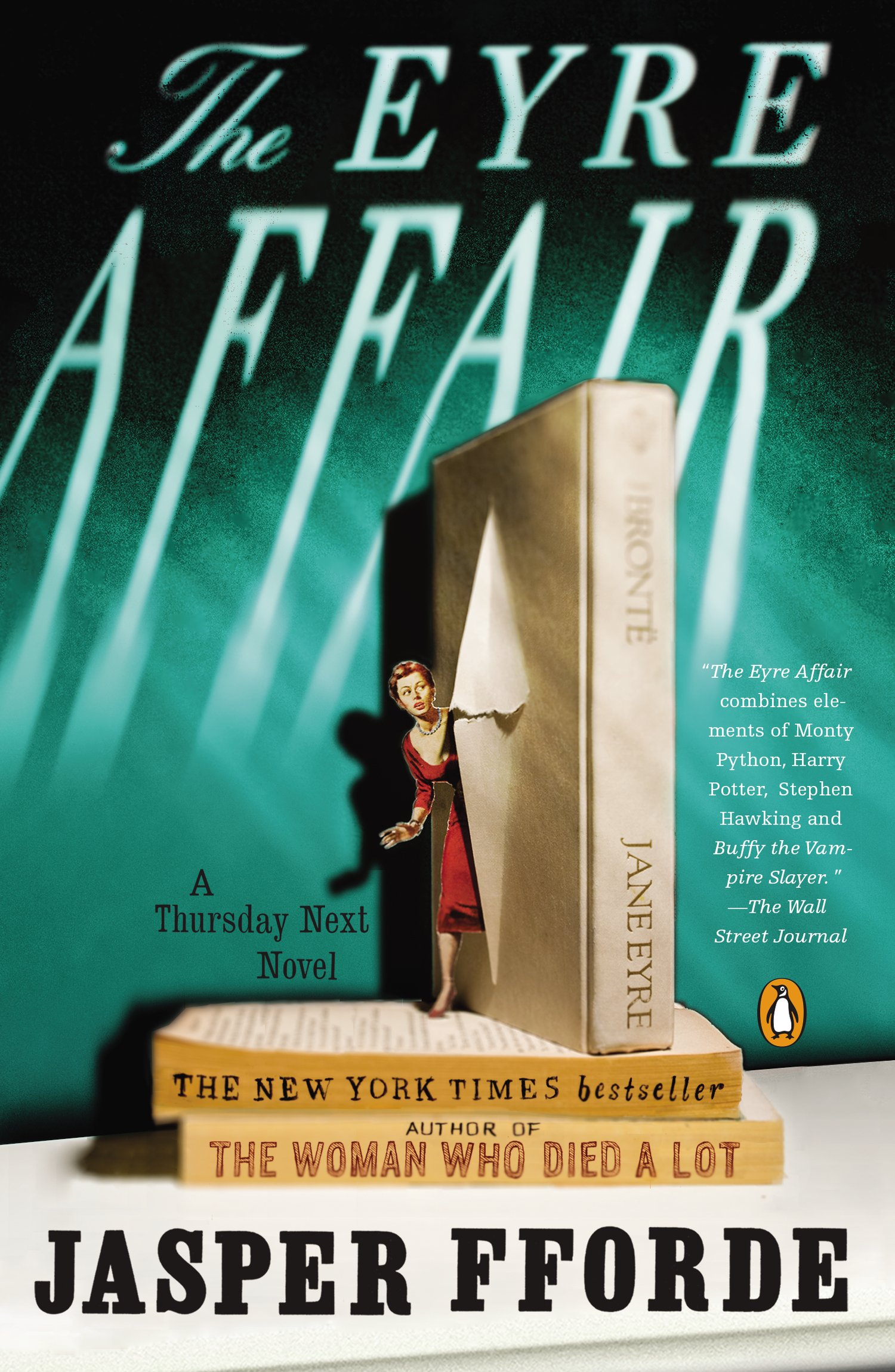 Eyre Affair Thursday Next Novel