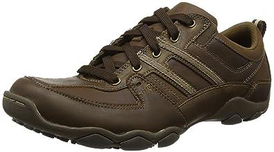 ec5e3e8a1d13f Skechers Men's Diameter Selent Oxfords: Amazon.co.uk: Shoes & Bags