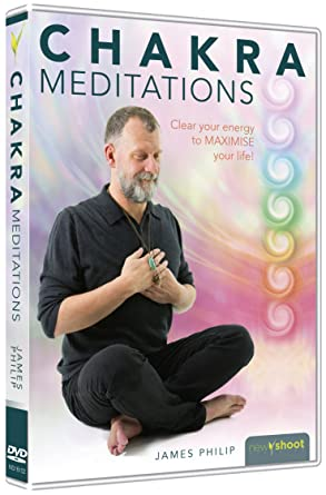 Chakra Meditations by James Philip