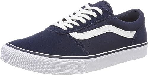 vans chaussure femme bleu