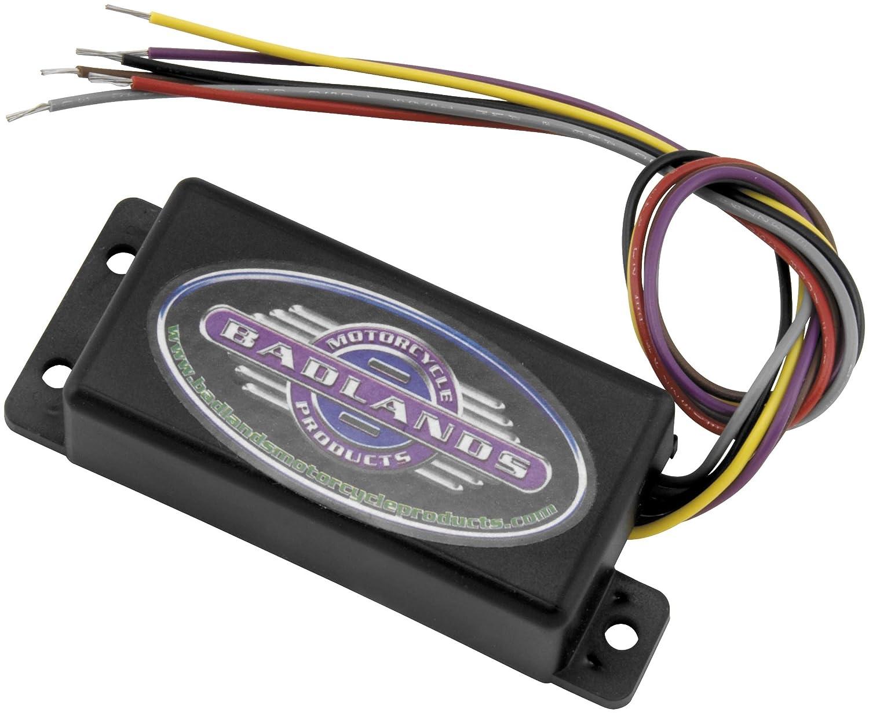 Badlands Turn Signal Module Wiring Diagram Led Fxstc Amazon Com Shut Off Iii Ats 03 Automotive