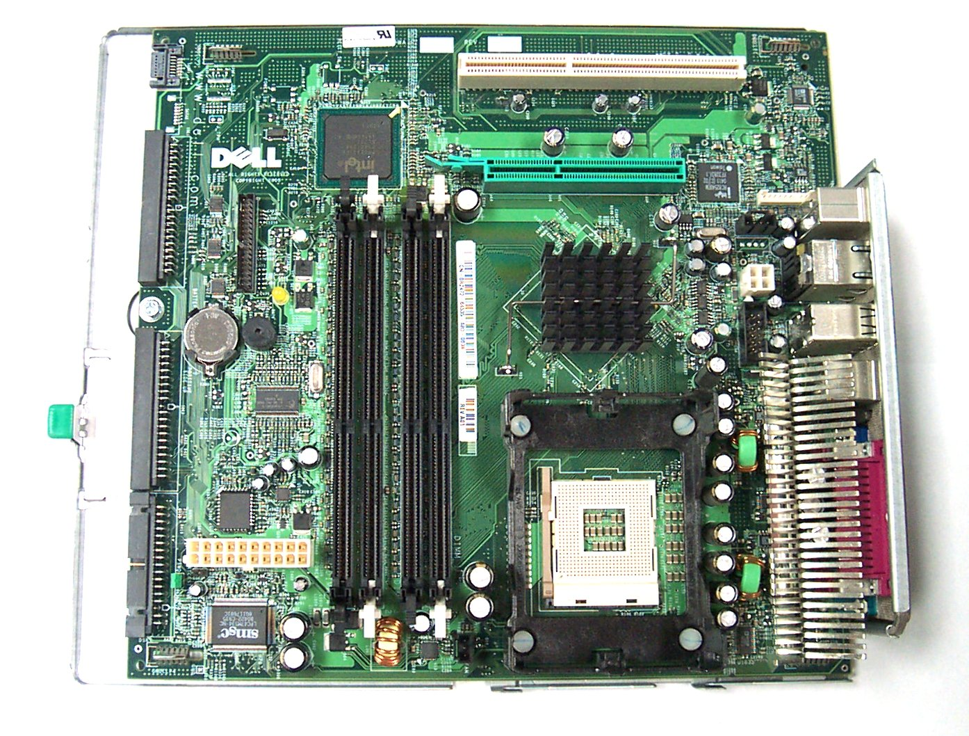 pilote ethernet dell optiplex gx280