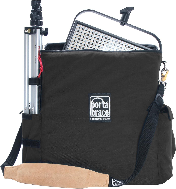 Black PortaBrace LPB-LP1X1 Camera Case