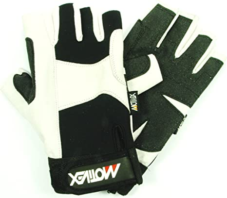 Osculati Sail Glove Half Fingers Medium
