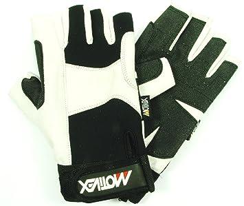 MOTIVEX Segelhandschuhe Daumen und Zeigefinger geschnitten Grösse XXL Bootsport Handschuhe NEU