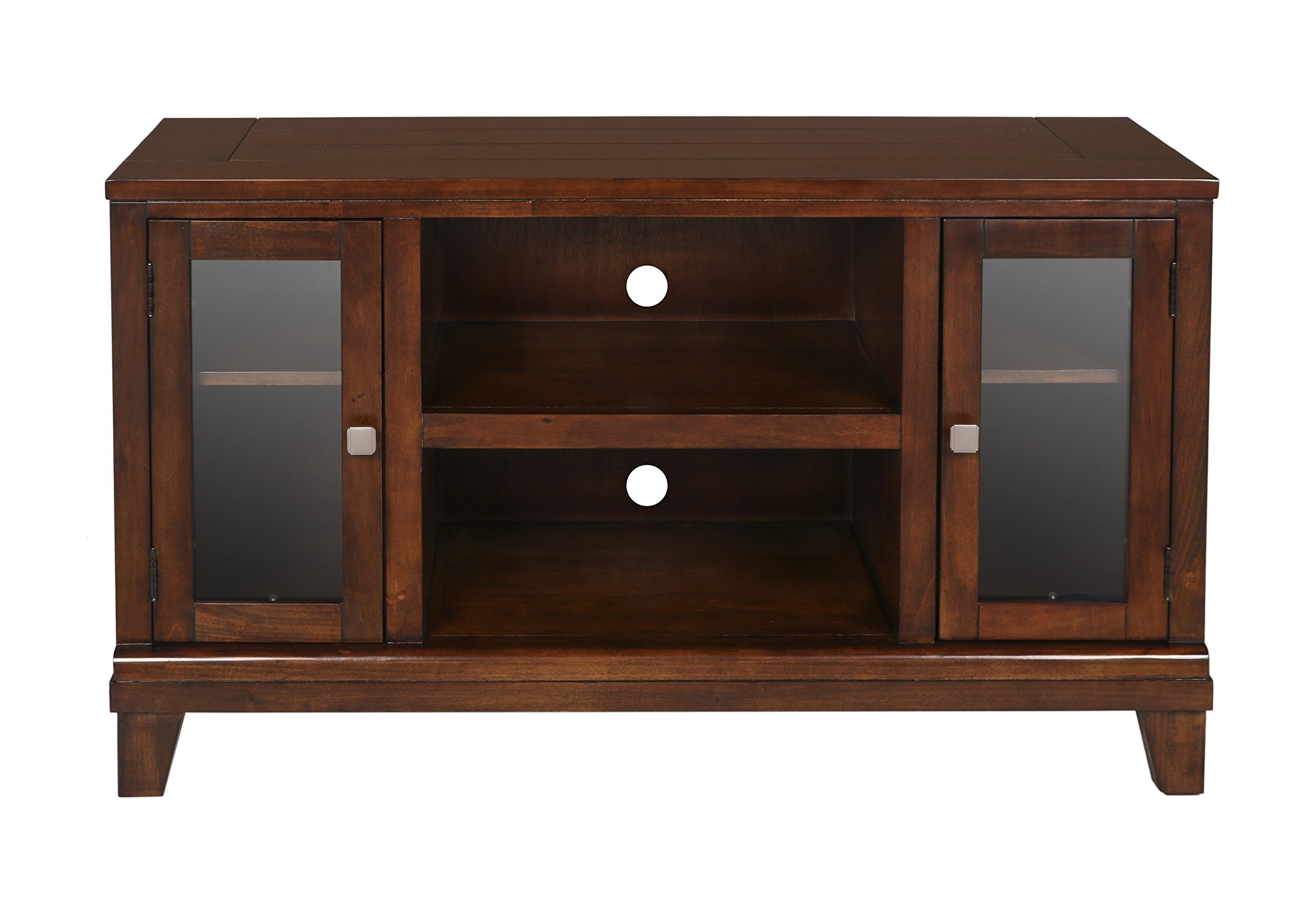 New Classic Sanibel Simple Sable Entertainment Console by New Classic Furniture