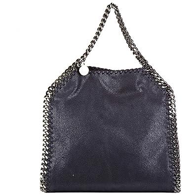 f179d91f5cd0 Stella Mccartney women s handbag shopping bag purse falabella mini shaggy  deer b