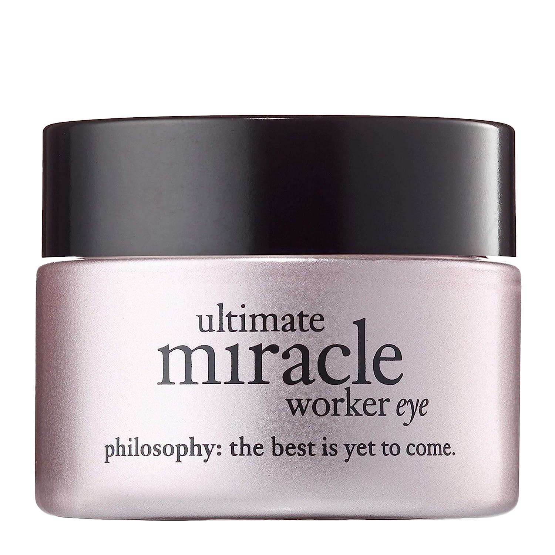 philosophy ultimate miracle worker eye spf 15, 0.5 oz