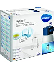 BRITA fitting with integrated water filter, mypure P1 (formerly OnLine Active Plus)
