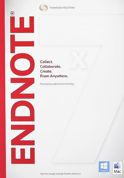 Endnote x7 sale