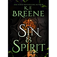 Sin & Spirit (Demigods of San Francisco Book 4)