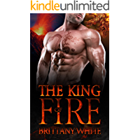 The King of Fire: A Dragon Shifter Romance (English Edition)