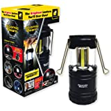 Atomic Beam Lantern by Bulbhead, Bright 360-Degree, Collapsible LED Lantern for Emergencies & Camping