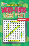 Pocket Puzzle Large Print Word Finds Puzzle Book-Word Search Volume 114