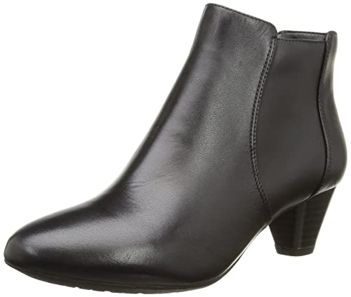7103f7db70cc Clarks Women s Leather Boots  Buy Online at Low Prices in India ...