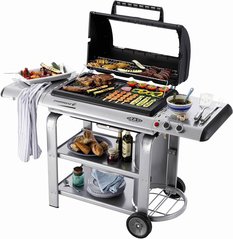 CAMPINGAZ Barbecue et Plancha de Gas C de Line 2400S – 204518 ...