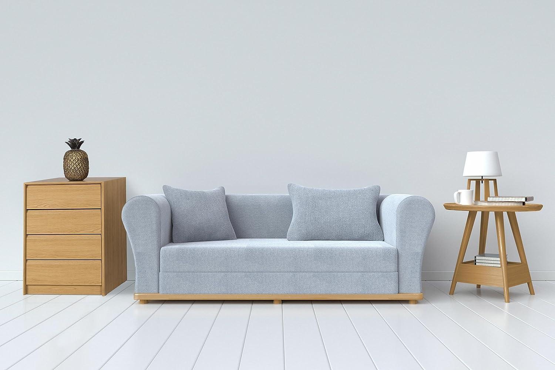 Muebles Cajonera 4 cajones 72cm (Alto) x 45cm (Fondo) x 50-60cm (Ancho) En Kit (Roble, 60)