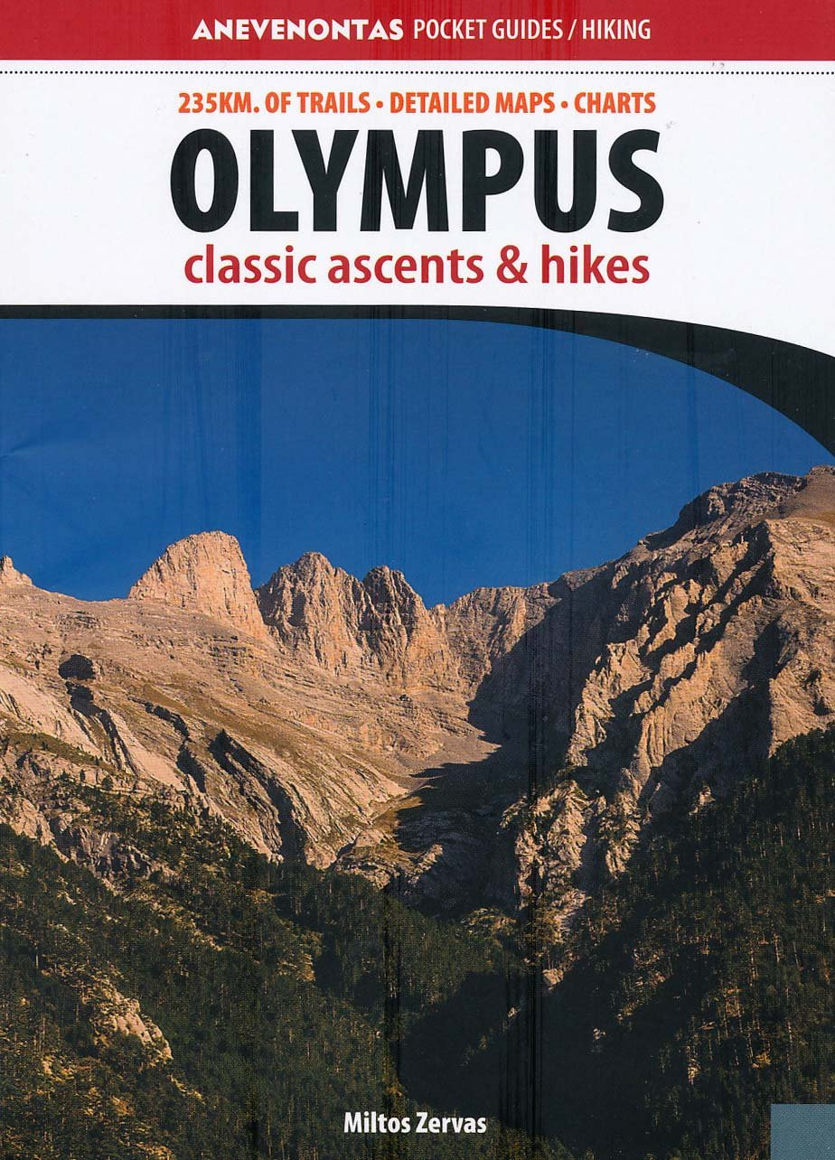 Download Mt.Olympus Handbook - Classic Ascents & Hikes pdf epub