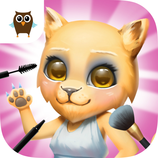 Zooville Animal Town - Hair Salon, Makeup, Doctor, - Animal Town